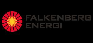 Falkenberg Energi Webbshops logotyp